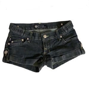 Rock & Republic Jean Shorts - Women's Size 24